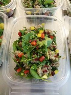 Quin-of-Hearts Salads, Tacos, Hearts, Mexican, Ethnic Recipes, Food, Essen, Meals, Yemek