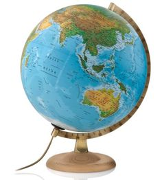 Classic B4 Physical World Globe