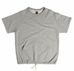 Albam Short Sleeve Sweatshirt