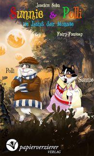 Sandra Floreans Autoren-Blog: Buchtipp: Joachim Sohns Fairy Fantasy #buchtipp #papierverzierer #fantasy #books