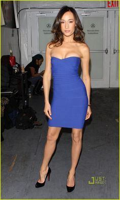 Maggie Q Gears Up for CW's Nikita