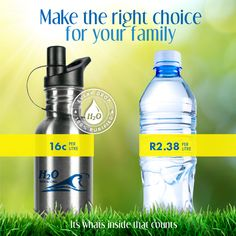 Imagine enjoying the highest quality purified water every time you turn on the tap - and for cheaper than bottled water? For over 20 years H2O's award-winning range of under-counter water purifiers have been supplying South Africans with purified water 24 hours a day.  Just turn on the tap and enjoy the peace of mind of knowing every drop is guaranteed pure by SA's no.1 water purification company.