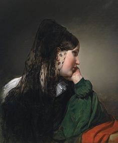 Friedrich von Amerling was an Austrian painter in the court of Franz Josef. He created over 1000 works, mostly portraits. He was the most popular portrait painter of the high aristocracy and the large middle class of the Biedermeier period. Ferdinand, Academic Art, Cleveland Museum Of Art, Friedrich, Portraits, A4 Poster, Female Poses, Vintage Artwork, Art Auction