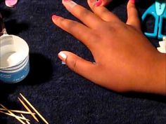 Learn 2 of the many slumber party nail painting tips. Learn to do the newspaper nail trick and a few ideas with tape. Your child will be a hit amongst her friends. Slumber Parties, Sleepover, Birthday Parties, Nail Painting Tips, Newspaper Nails, Party Nails, Toe Nail Designs, Fashion Beauty, Fashion Tips