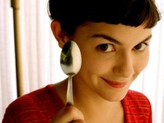 Amelie - favourite movie ever!!