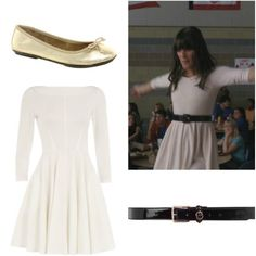 Rachel Berry Fashion