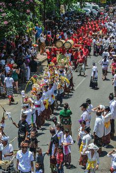 ♡ Balinese cremation in Ubud - Hindu cremation