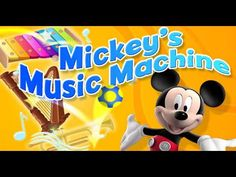 ❤️❤️❤️ Mickey Mouse Clubhouse ❤️❤️❤️ Mickey's Music Machine Game Full Episodes ❤️❤️❤️