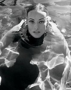 summer swim.