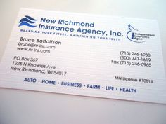 The archpad thearchpad on pinterest new richmond insurance raised ink linen paper 2012 business cardslipsense colourmoves