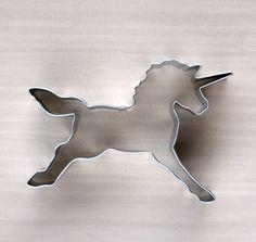 Unicorn Cookie Cutter, $2.50
