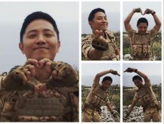 Jin Goo- Descendants of the Sun