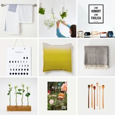 wantlist : for home.