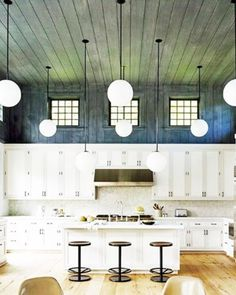 21 Incredible Ceilings That Perfectly Use The Fifth Wall