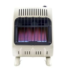 Mr. Heater, Corporation Mr. Heater, 10,000 BTU Vent Free Blue Flame Propane Heater, MHVFB10LP