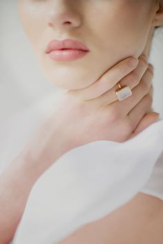 Gorgeous pink lip  #bridalstyle #weddingmakeup