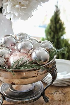 El espíritu Navideño inunda la decoración del hogar | Decorar tu casa es facilisimo.com