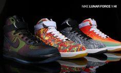 #Nike Lunar Force 1 Hi #sneakers