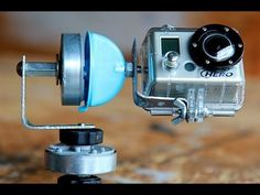 How To Make A GoPro Pan Tilt Time-Lapse Rig - YouTube