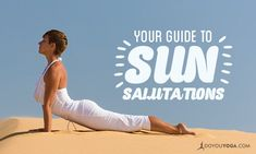 Sun Salutations are an integral part of yoga asana practice. Here are our top picks of yoga reads to help you learn all about Sun Salutations.
