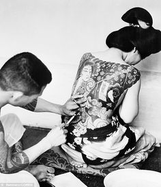 vintagegal:  Japan, 1946 (via)