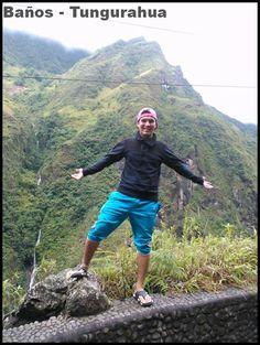 Baños - Tunguragua - Ecuador