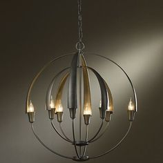 Buy the Hubbardton Forge Dark Smoke Direct. Shop for the Hubbardton Forge Dark Smoke Double Cirque 8 Light Wide Chandelier and save. Kitchen Chandelier, Globe Chandelier, Chandelier Lighting, Entry Lighting, Outdoor Lighting, Wrought Iron Chandeliers, Large Chandeliers, Dark Smoke, Contemporary Chandelier