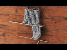 Knitting Projects, Knitting Socks, Diy, Youtube, Fiber, Fashion, Tights, Tejidos, Knit Socks