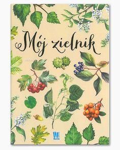 zielnik_strona Green, Books, Home Decor, Witch, Embroidery, Art, Speech Language Therapy, Literatura, Livros