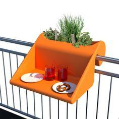 balKonzept: Design Balkontisch für das Geländer / gelborange von rephorm, http://www.amazon.de/dp/B006UQEEVE/ref=cm_sw_r_pi_dp_cfvptb18K4QDK