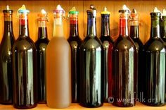 Recipe: Homemade Holiday Infused Liqueurs from Wee Folk Art