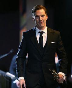 Benedict Cumberbatch, 11/09/2013, LA