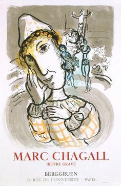 Marc Chagall: Le Cirque, Paris 1967