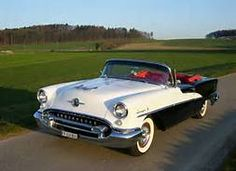 Classic Convertible Cars - Bing Images '55 Olds