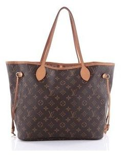 2ebec4df1d41 Louis Vuitton Pre-Owned  Neverfull Tote Monogram Canvas Mm   Bluefly.Com