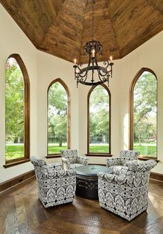 alcove from ceiling to window - Google Search