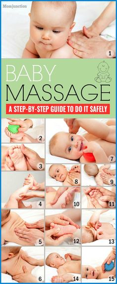 Baby massage is important to stimulate a bonding between mother & the baby. Here's how to give a baby massage & how it can nurture your little one's growth.