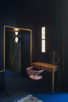 Studio is the one to take a round of applause on this private residence in France. A one of a kind interior design project that features the timeless aesth Studio Room, Home Studio, Contemporary Interior, Modern Interior Design, Studio Interior, Bohemian Interior, Room Set, Architecture, Midcentury Modern