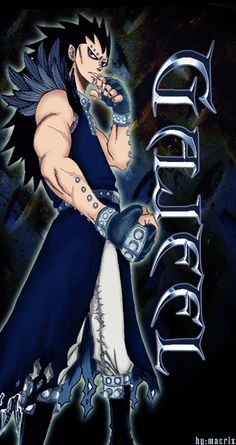 Gajeel Fairy Tail