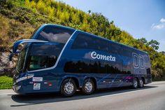 O Mais novo REI das Estradas Scania K440 Marcopolo Paradiso Viação Cometa Bus Camper, Hot Rod Trucks, Big Trucks, Star Bus, Express Bus, Luxury Bus, Automobile, Vw Group, Double Decker Bus