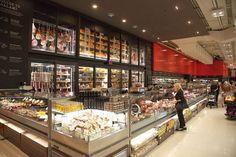 Coles By Landini Associates///Project: Coles Southland ///Client: Coles Supermarkets///Location: Australia