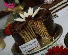 Torta espiral. Florencia Machado