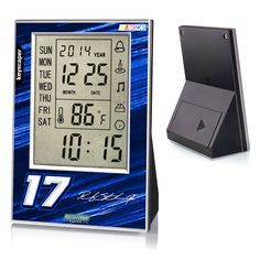 Ricky Stenhouse Jr. Digital Clock - $10.44
