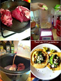 Torchy's Democrat Barbacoa Taco Copy Recipe