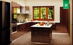 14 Best L Shaped Modular Kitchens Images L Shape Kitchen L Shaped