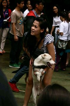 Taman langsat (Adoption day 1) animal defenders