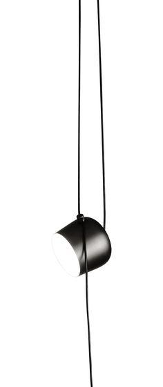 Lampe AIM Small LED  - Ø 17 cm Noir - Flos - Décoration et mobilier design avec Made in Design