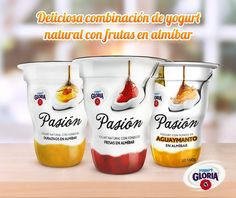 Gloria Pasion Yogurt