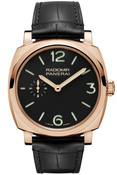 Radiomir 1940 3 Days Oro Rosso - 42mm PAM00575 - Collection Radiomir 1940 - Officine Panerai Watches