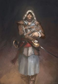 Assassin's Creed by Edward Kenway